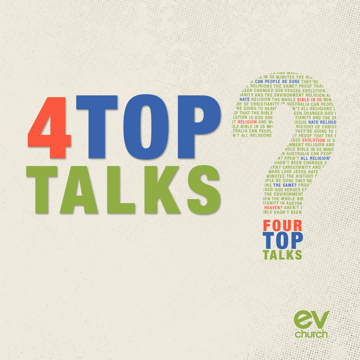 Four Top Talks