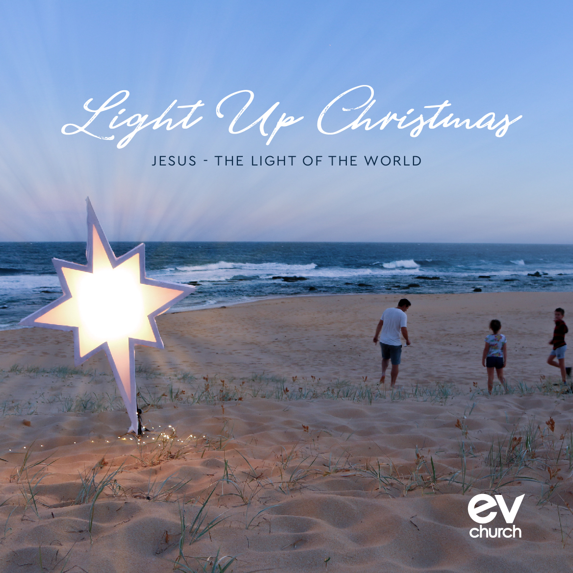 Light Up Christmas - Jesus Light of the World