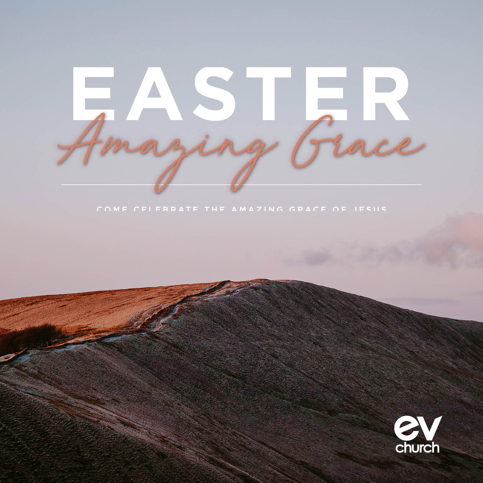 Amazing Grace - Easter 2018