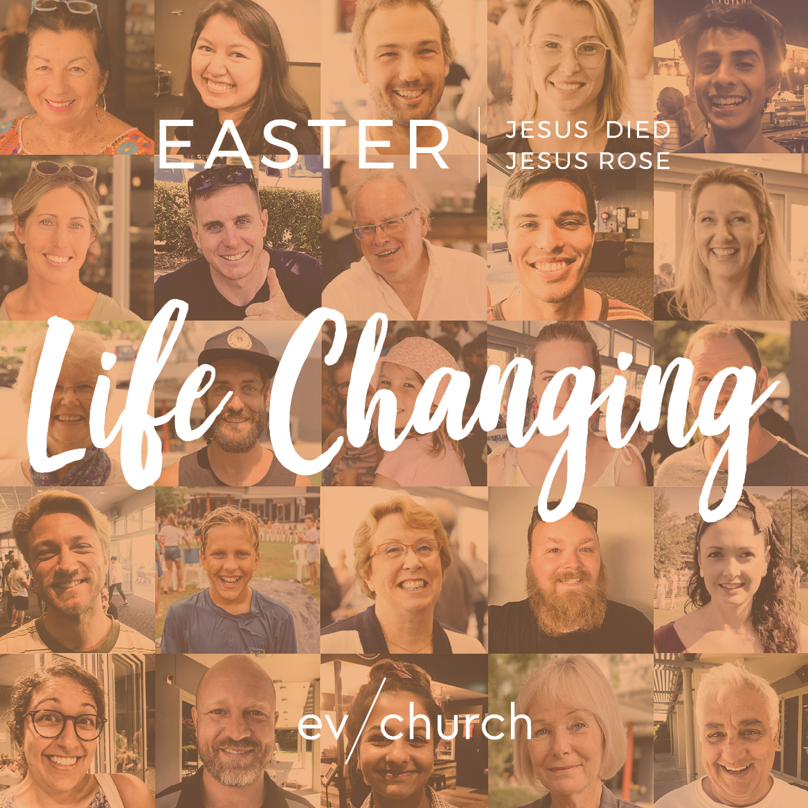 Life Changing - Easter 2019