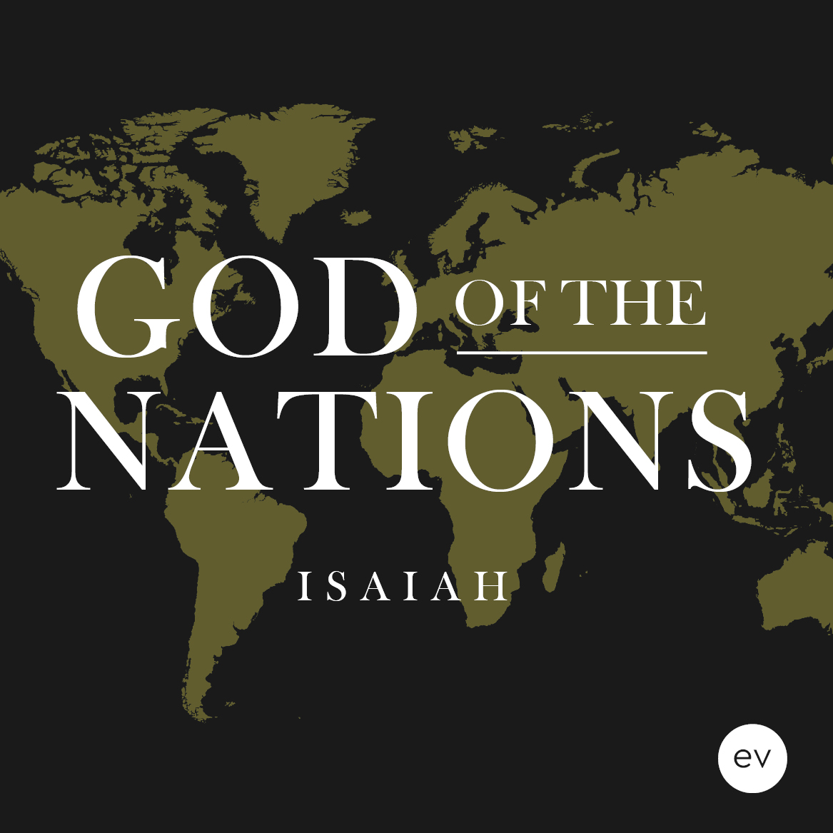 God of the Nations